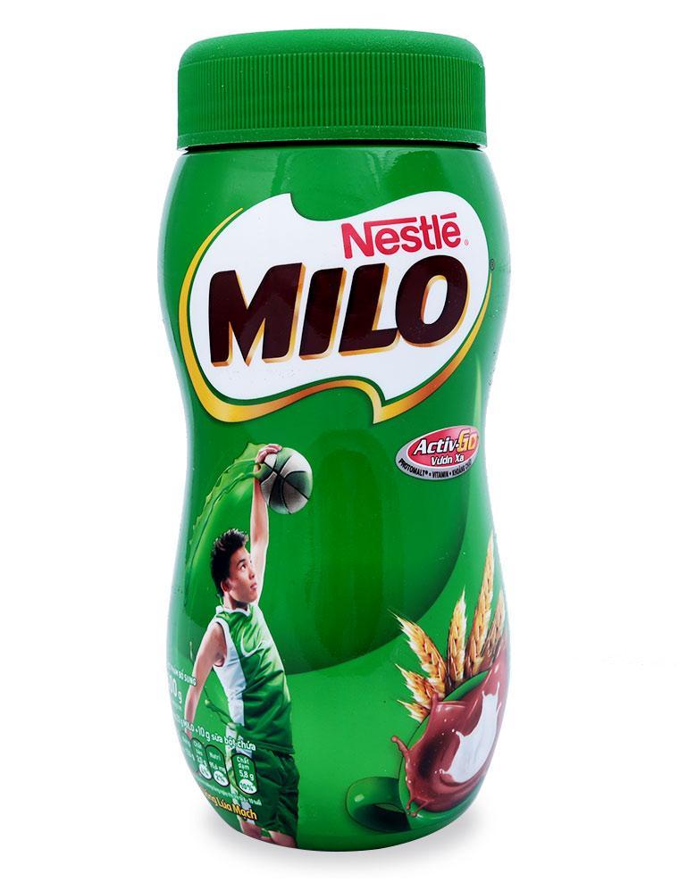 Thức Uống Lúa Mạch Milo Active-Go Néstle Hũ 400 G