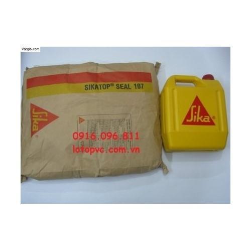 Vữa chống thấm 2 thành phần SikaTop Seal 107