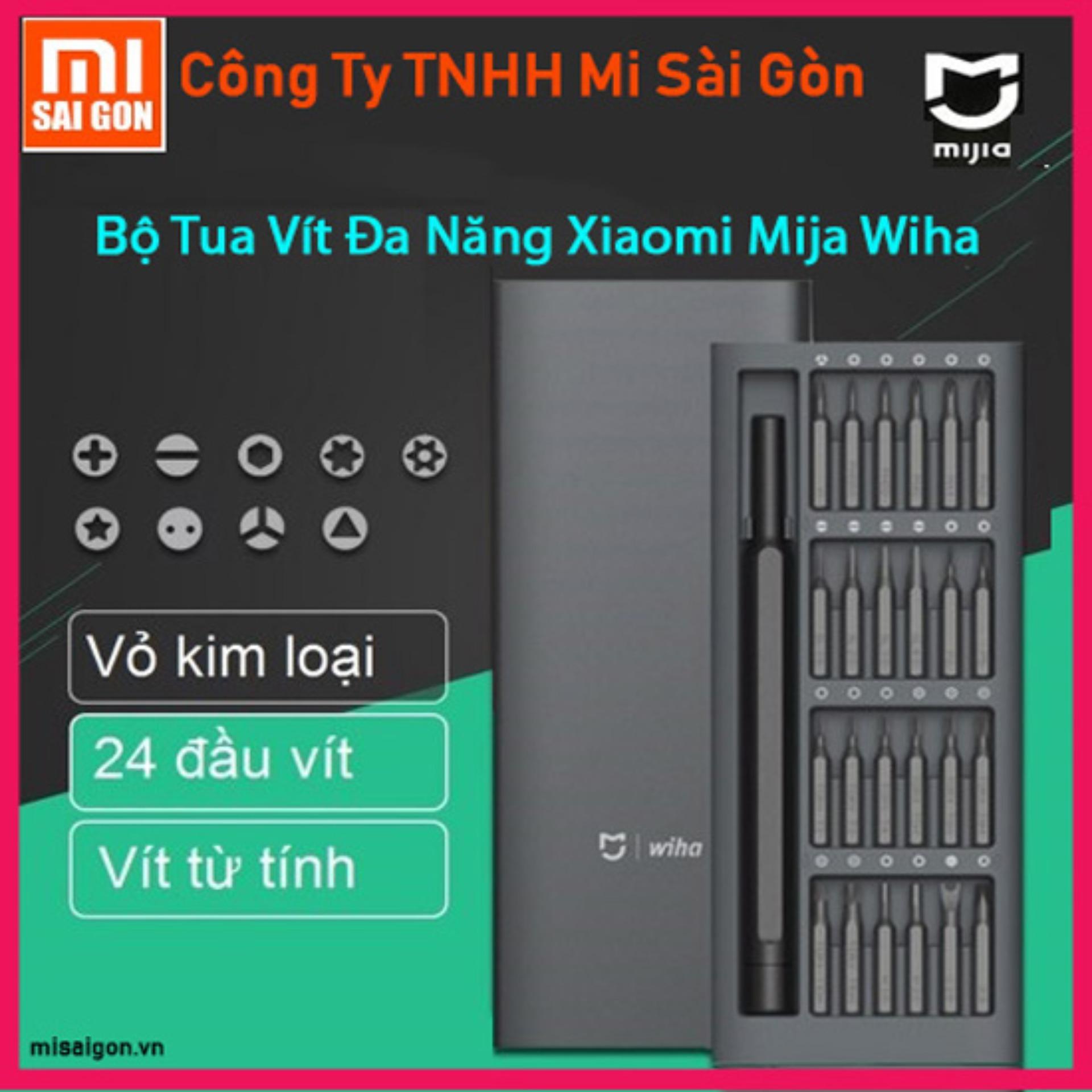 bộ tua vít bỏ túi đa năng Xiaomi Mijia Wiha (Có nam châm hít)