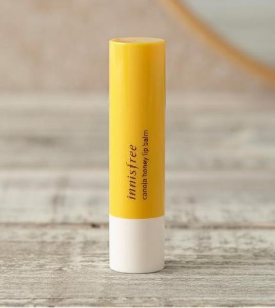 Son dưỡng môi từ Mật Ong Innisfree Canola Honey Lip Balm
