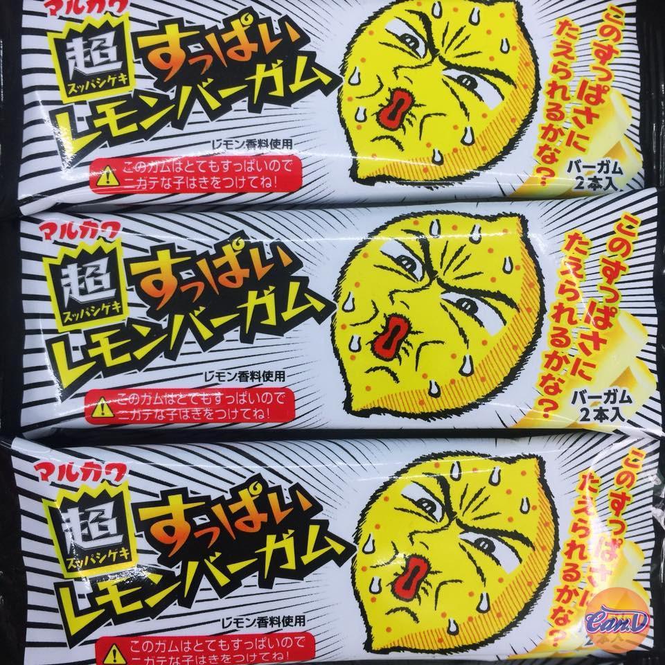 Singum siêu chua vị Chanh