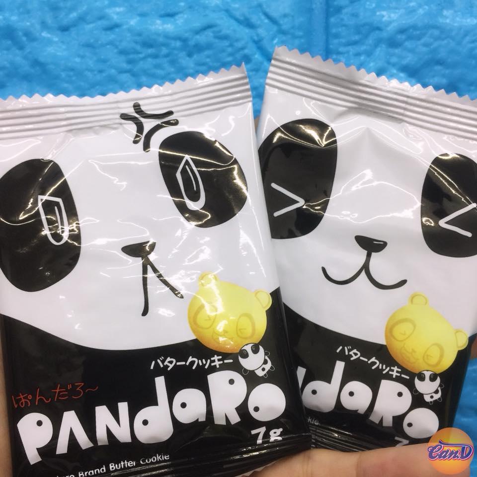 Butter Cookie Pandaro (3 bịch)