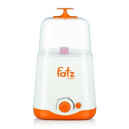 Máy Hâm Sữa Fatz Baby Hai Bình Cổ Rộng Thế...