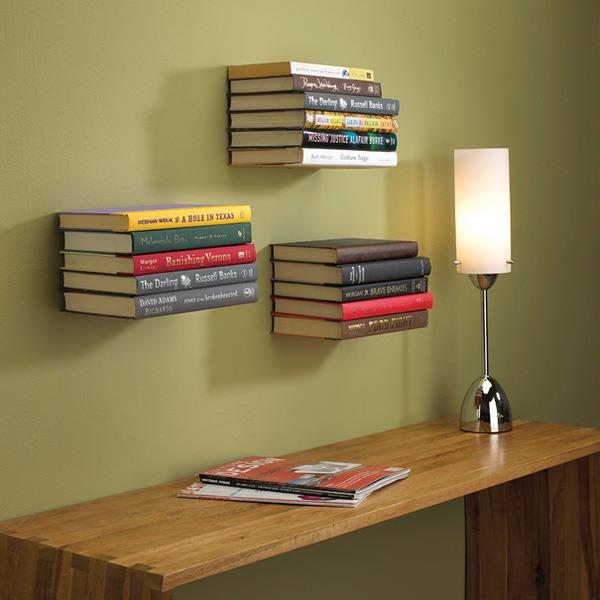 Kệ Sách Tàng Hình - kệ sách thông minh tiết kiệm không gian nhà bạn