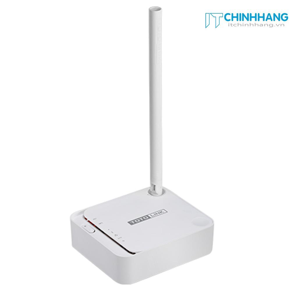 Bộ phát Wifi TOTOLINK N100RE chuẩn N 150Mbps - Hàng Chính Hãng