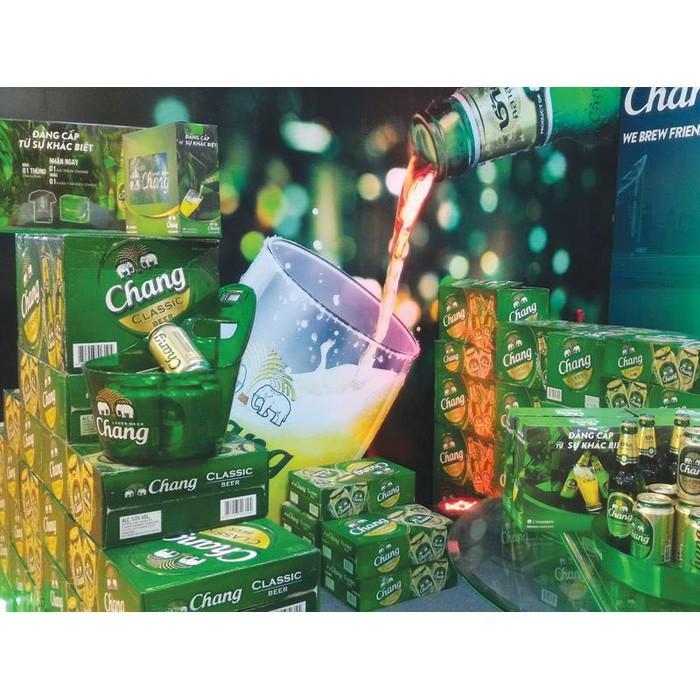 Bia Chang Thái Lan - Chang Beer- Bia Lon Thái Lan