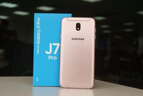 Samsung Galaxy J7 Pro 32GB 2 Sim Vang