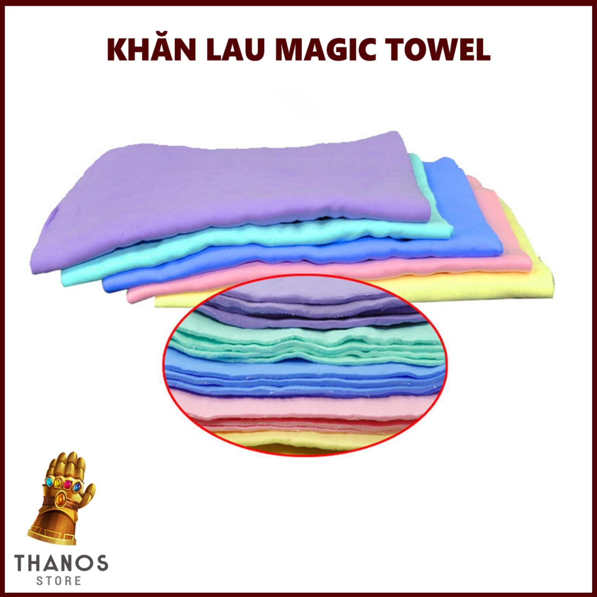 Khăn lau Magic Towel - Thanos Store