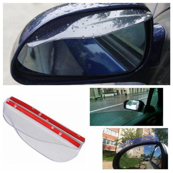 Siêu giá mùa hè Bộ 2 tấm vè che mưa gương kính chiếu hậu  dành cho mọi dòng xe ô tô sử dụng rất tốt