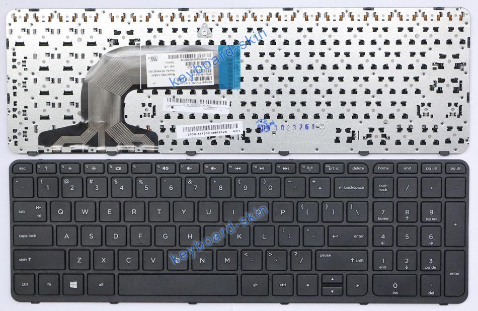 Bàn phím laptop HP PAVILION 15 SERIES 15-E000