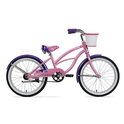 Xe đạp trẻ em Jett Cycles Candy (Hồng)