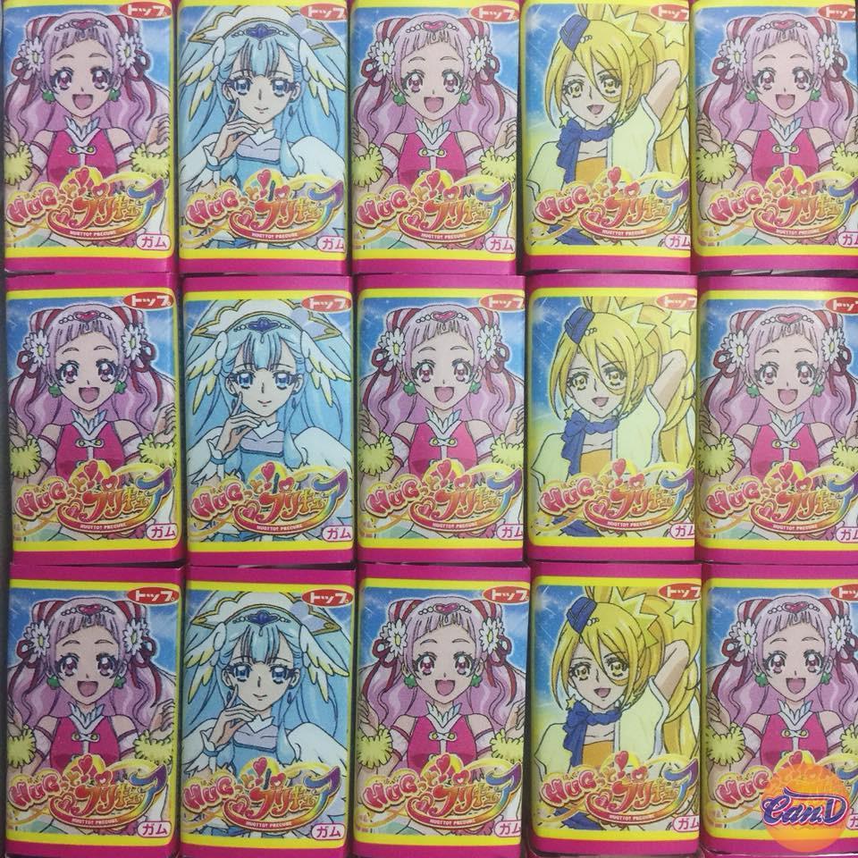 Singum Công chúa HUG Precure (3 viên)