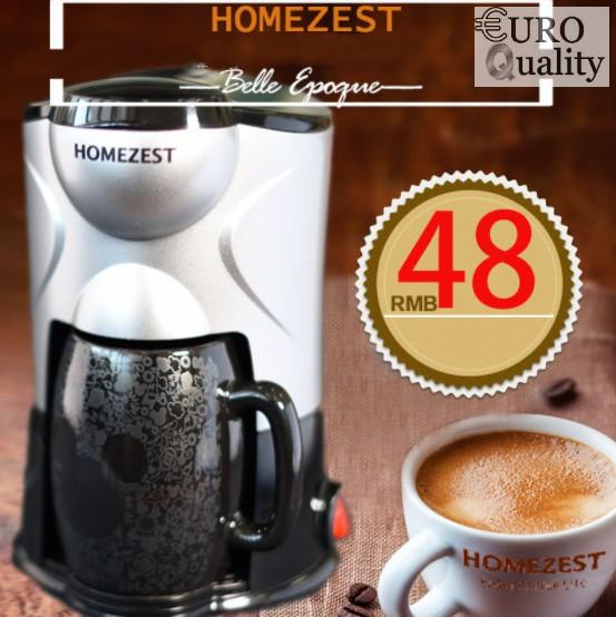 Máy pha cà phê gia đình 4 shot HomeZest A01 Best Mart Euro