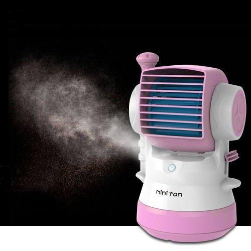 Quạt phun sương hơi nước mini Fan