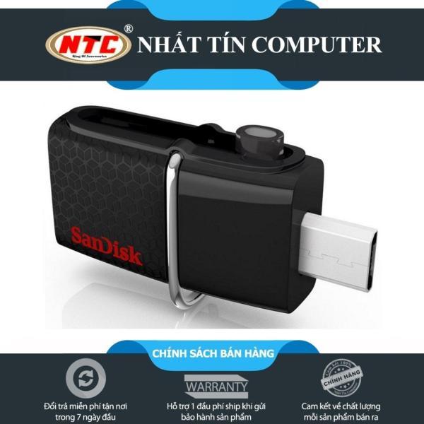 Bảng giá Usb Otg sandi 3.0 Ultra Dual 64Gb 150Mb/S (Đen) Phong Vũ