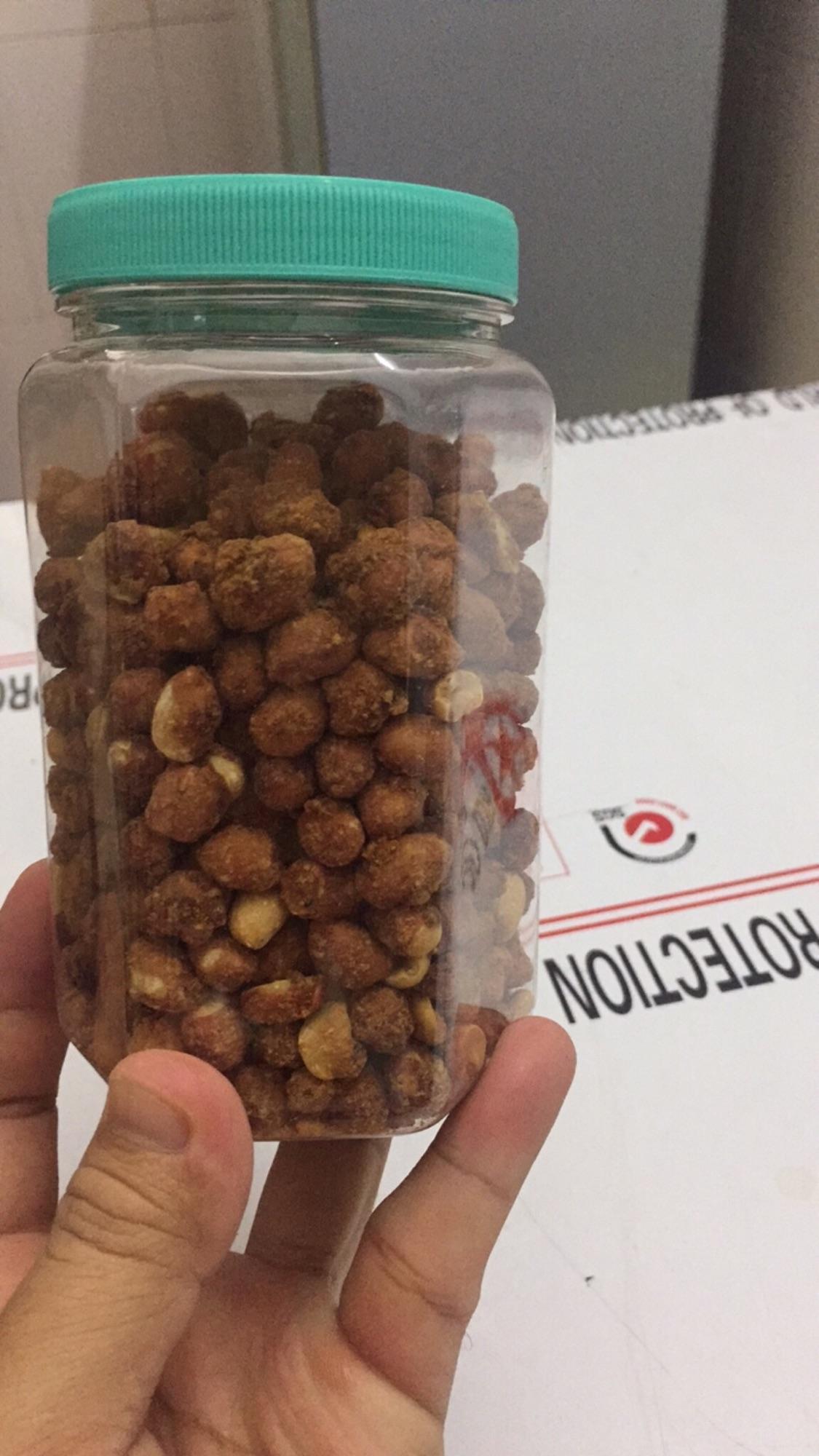 Đậu phộng rang tỏi ớt (250g) công nghệ hấp của Nhật