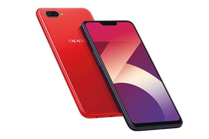 Điện thoại Oppo A3s - Hàng phân phối chính thức
