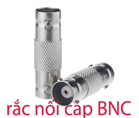 JACK NỐI CÁP ĐỒNG TRỤC  BNC VỚI BNC ( JACK NỐI THẲNG )