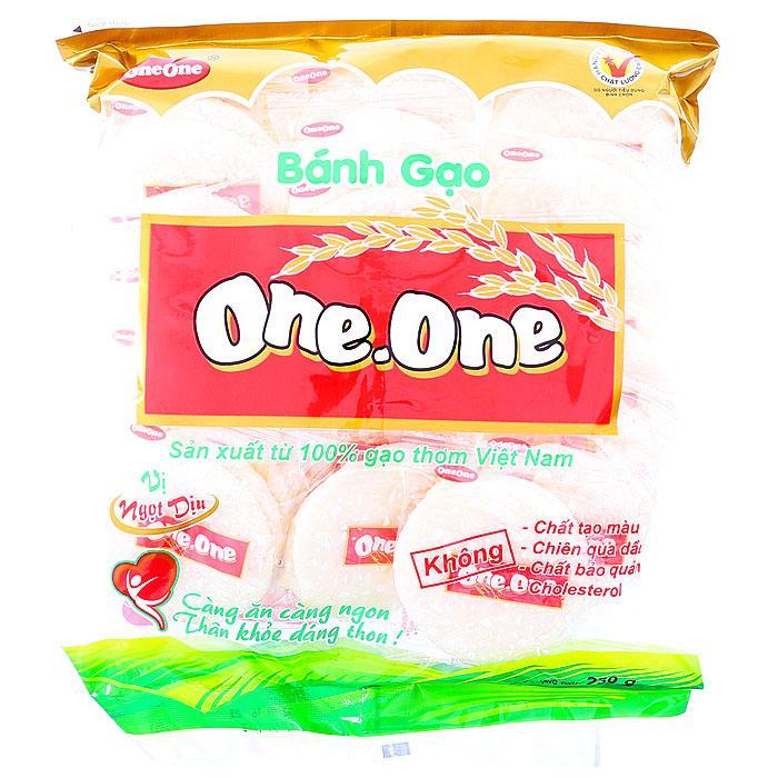 Bánh gạo One-One hương vị ngọt dịu 230g