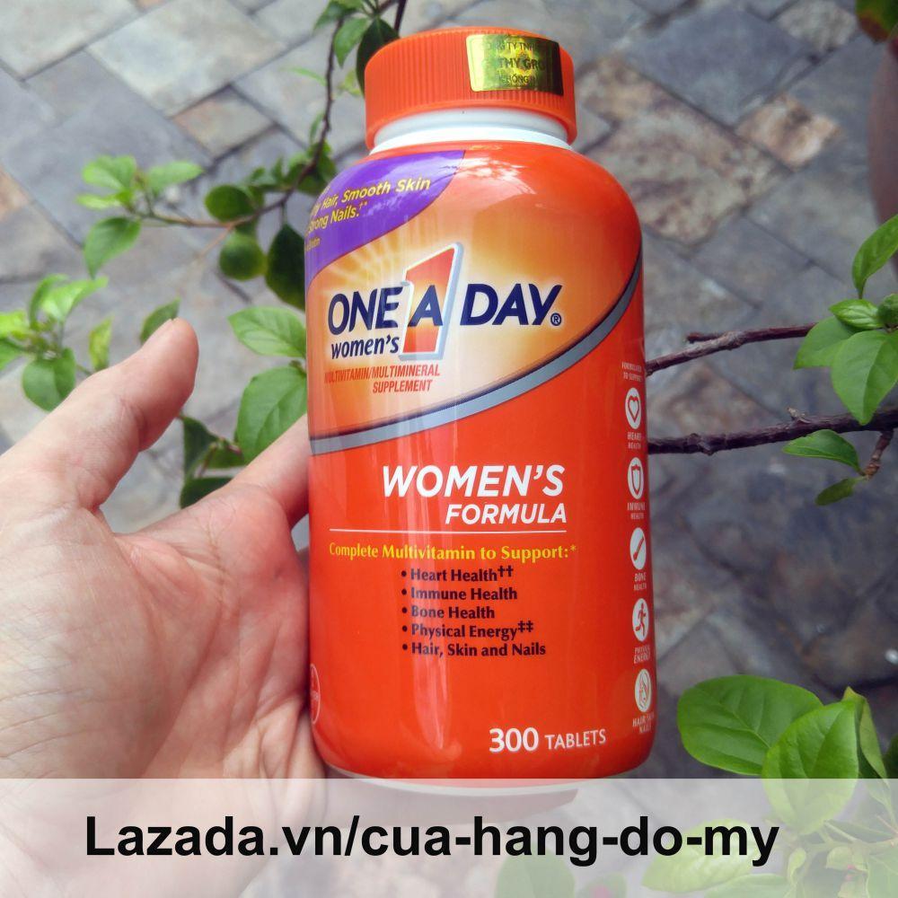 Viên uống Vitamin Tổng Hợp Cho Nữ One A Day...