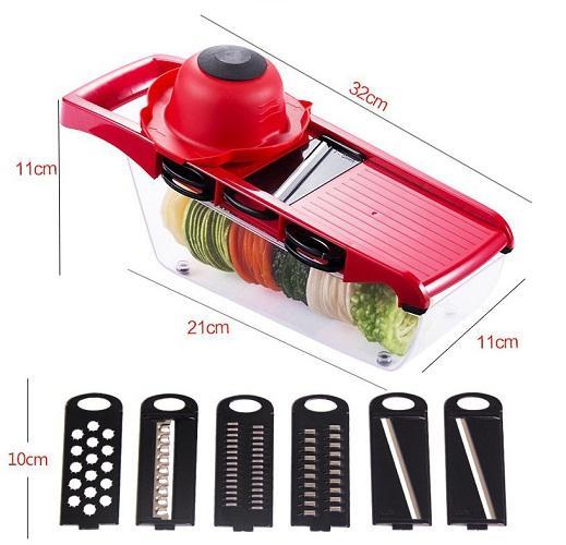 Bộ dụng cụ cắt gọt nhà bếp shredder