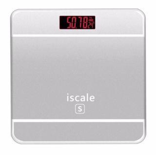 Cân điện tử sức khỏe Iscale S hình iphone thumbnail