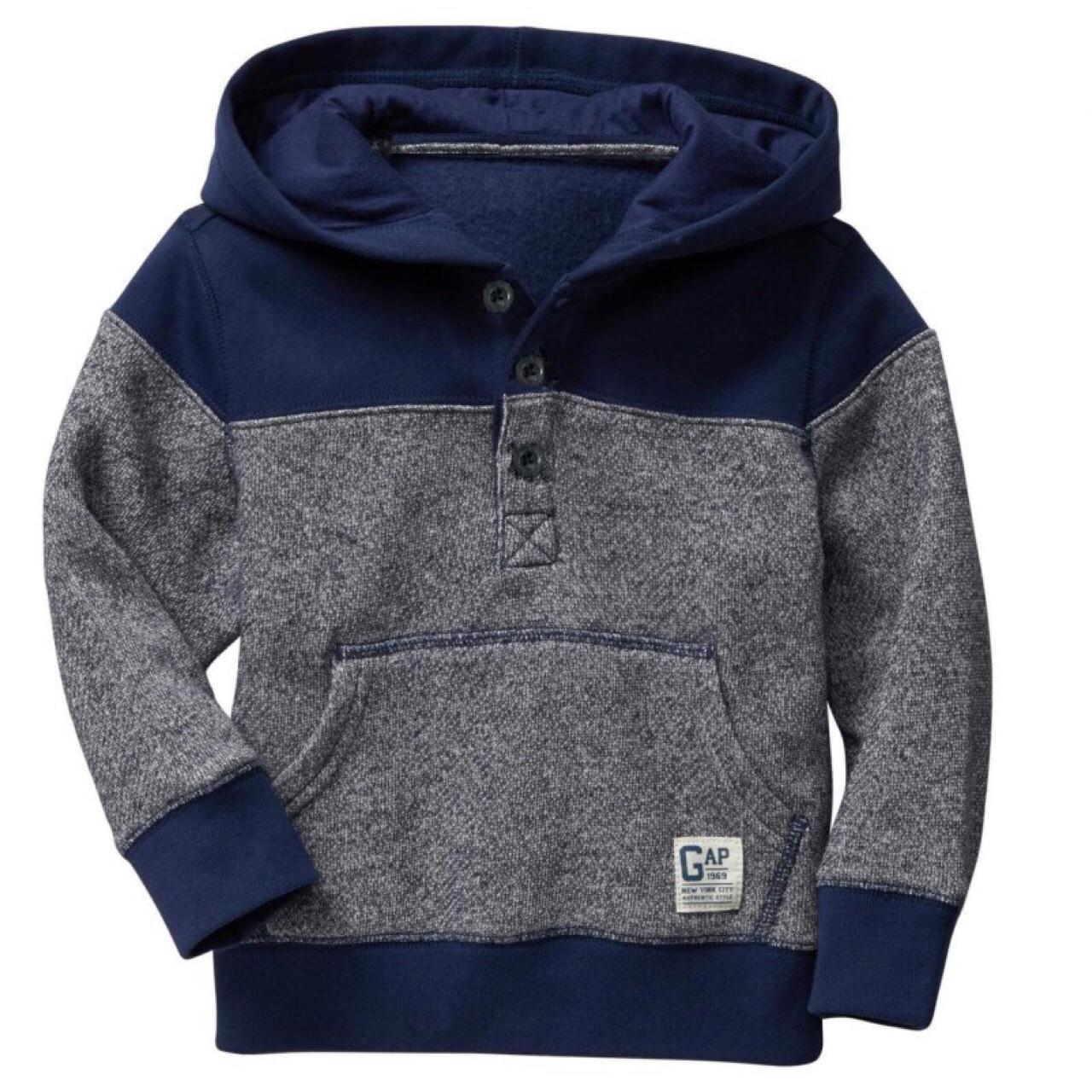 Áo hoodie bé trai BabyGapxk