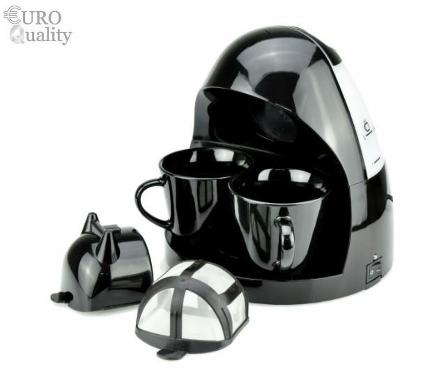 Máy pha cà phê Americano Couples - Best Mart Euro ( Black )