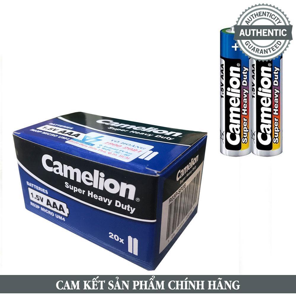 Bộ 40 pin AAA Camelion R03P