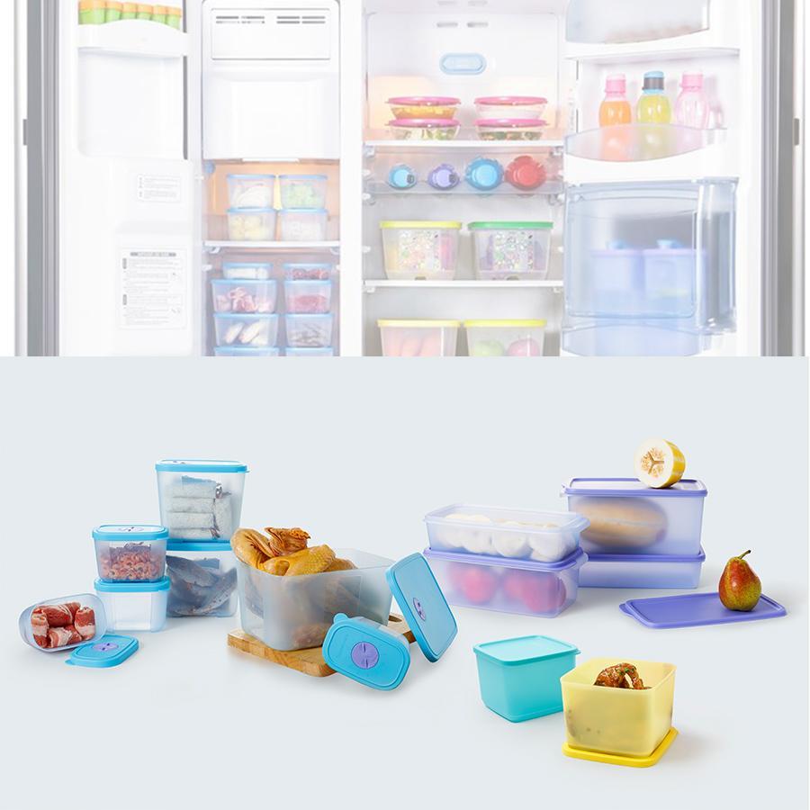 set 13 hộp dành cho tủ lạnh