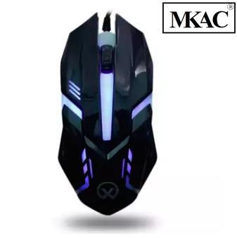 Chuột chơi game đèn led morose X ( đen) - MKAC
