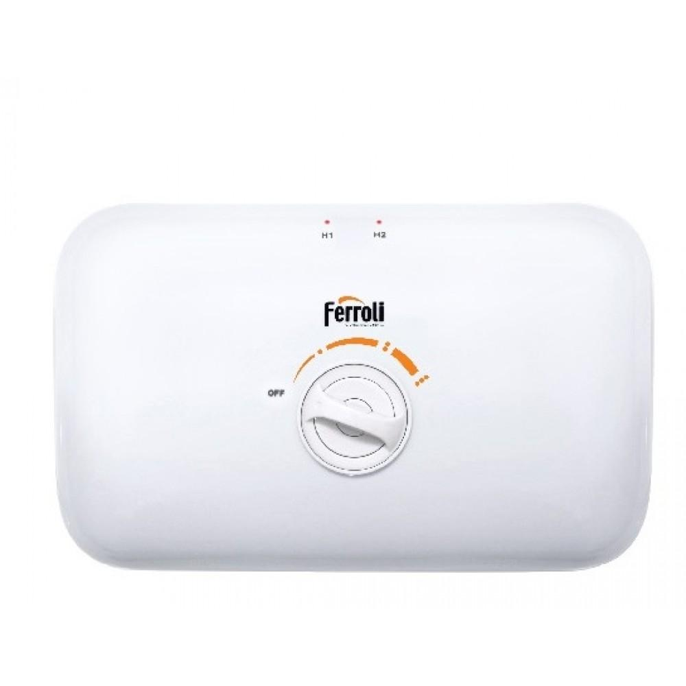 MÁY NƯỚC NÓNG TRỰC TIẾP FERROLI RITA FS-4.5 TM( Chưa Có Vòi Sen Tắm) Chất Lượng Cao