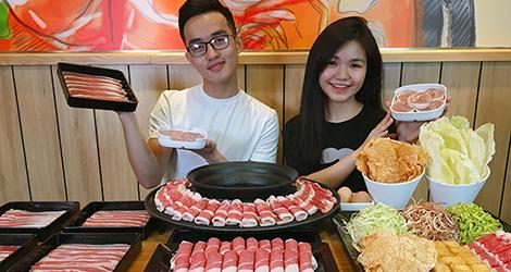 Toàn Quốc - Buffet Lẩu trên đĩa bay khổng lồ độc nhất tại Việt Nam áp dụng tại chuỗi nhà hàng Food House