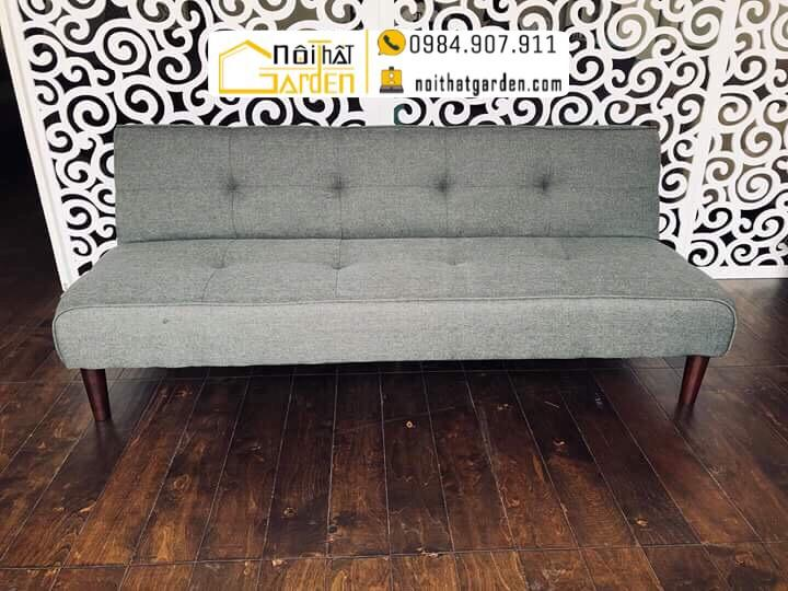 Sofa Giường 2In1 Màu Xanh Rêu