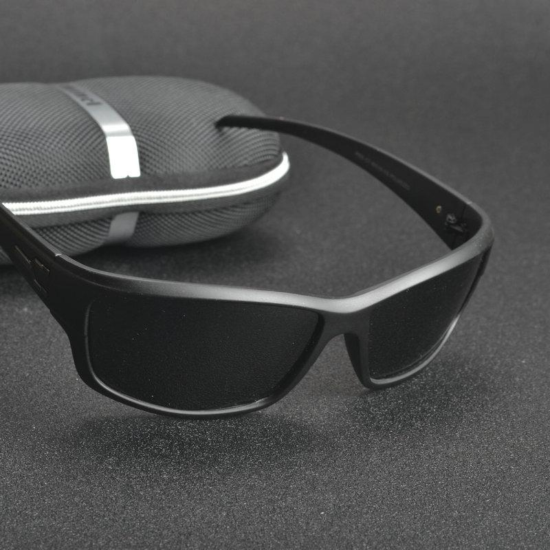 New Polarized Vision Glasses Men Top Quality Male Sunglasses Fishing Sports Eyewear Brand Design UV400 Men Oculos With box FML