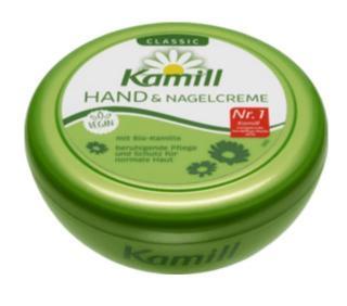 Kem dưỡng da tay kamill (Đức) hũ 150ml thumbnail