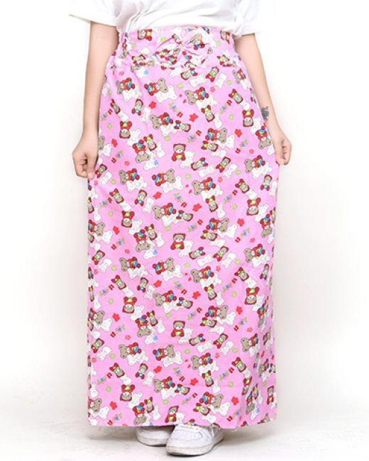 Váy Chống Nắng cho Bé - có Nơ và Túi 2 Lớp Tiện Lợi