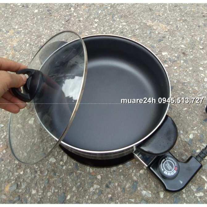 Chảo lẩu điện mini 28 cm