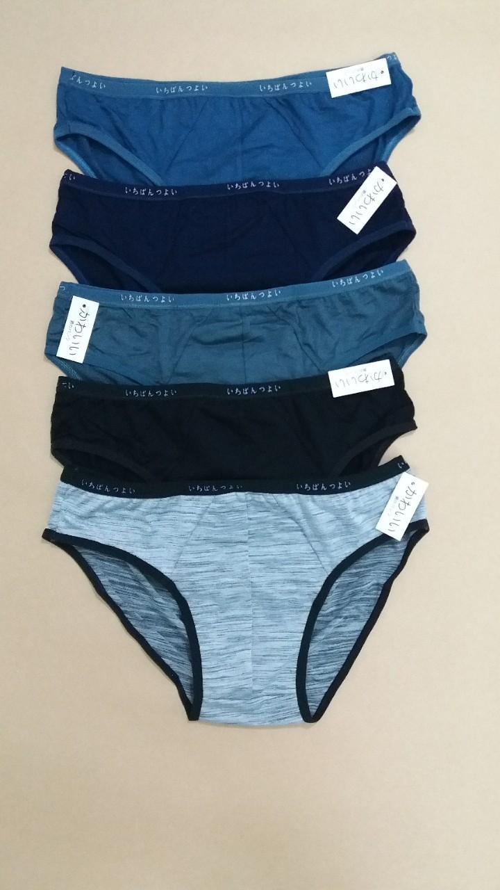 Bộ 2 quần lót nam xuất NHẬT chất mát