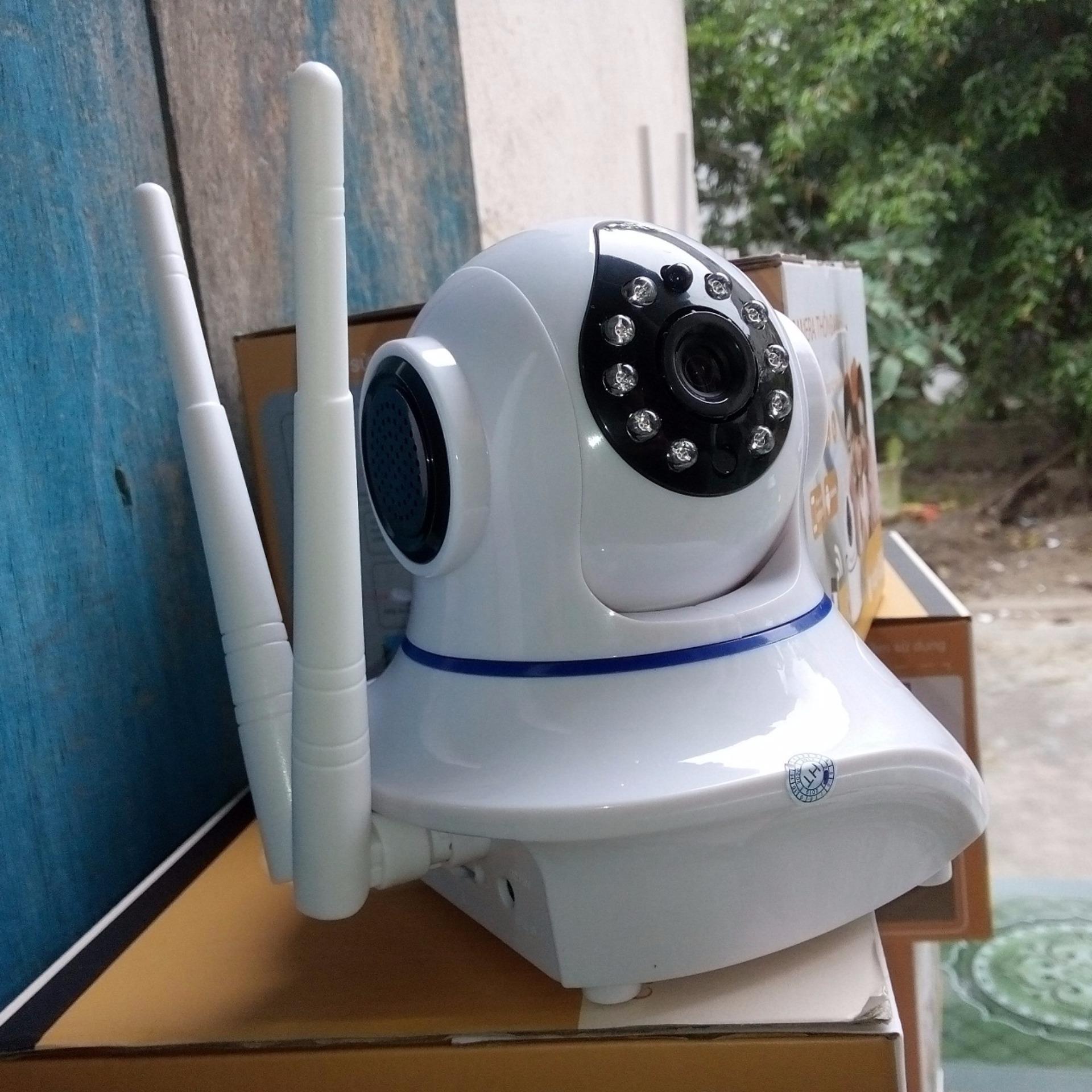 Camera Ip Wifi Hd, Full Hd Không Dây