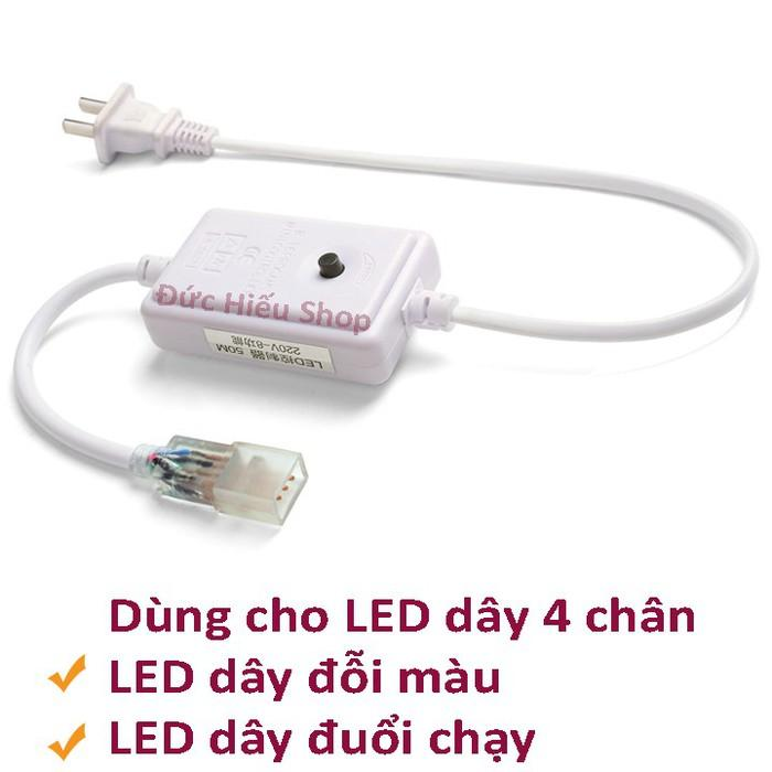 Nguồn LED dây 4 chân