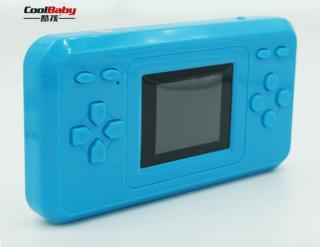 [HCM]Máy chơi game mini cầm tay 298 trò chơi NES Coolbaby RS-28 thumbnail
