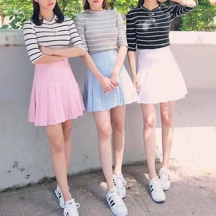 Chân váy Tennis Hàn Quốc