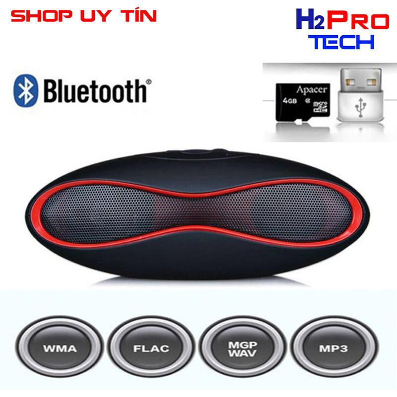 Loa Bluetooth Mini X6 thiết kế nhỏ gọn âm chuẩn