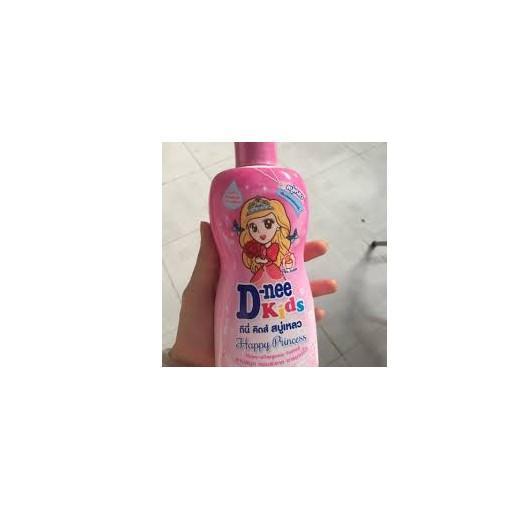 Sữa tắm trẻ em Dnee HONG 400ml