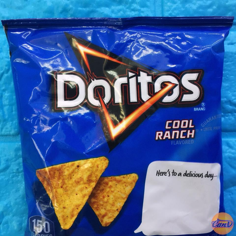 Bánh snack Doritos vị Cool Ranch 28.3gr