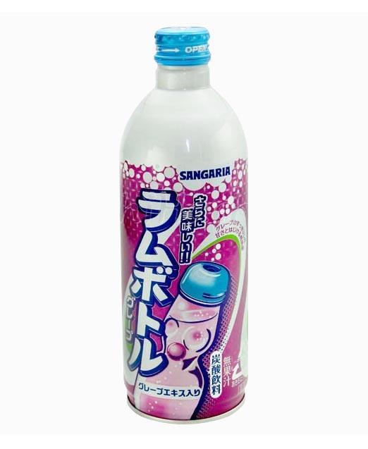 Nước soda cao cấp Sangaria hương nho