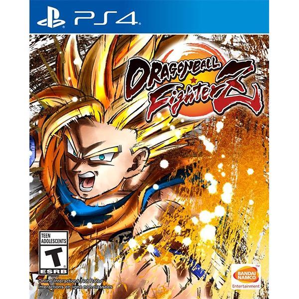 Đĩa Game Ps4 Dragon Ball Fighterz