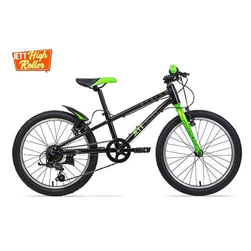 Xe đạp trẻ em Jett Cycles Striker (Màu Đen)