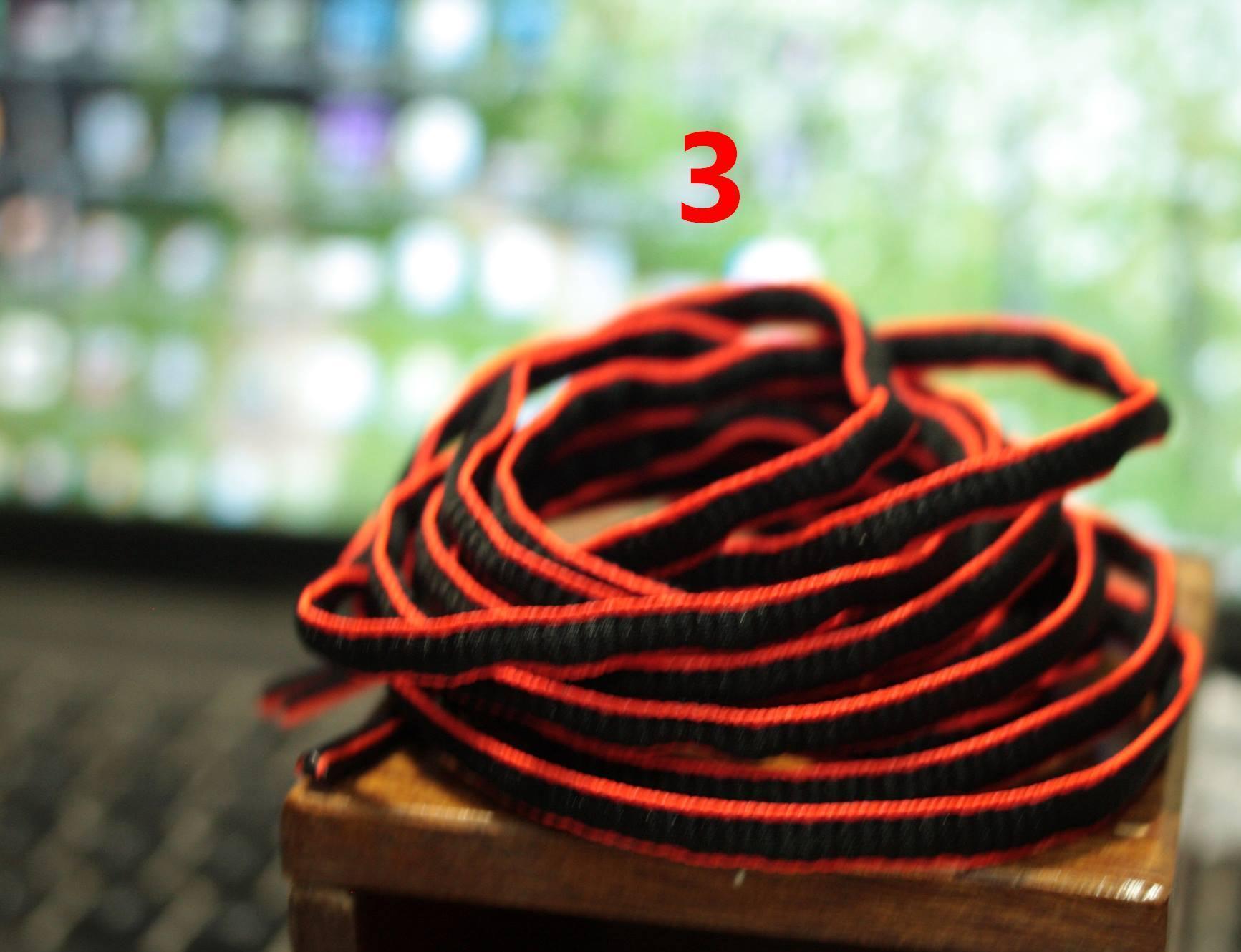 [TS] Dây giày viền 3 cặp màu ngẫu nhiên